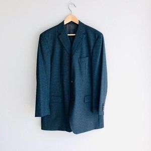 Hugo Boss Super 100 Rossellini Wool Sport Coat